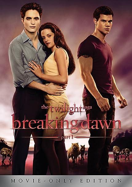 Twilight Saga: Breaking Dawn 1 [Reino Unido] [DVD]: Amazon.es ...