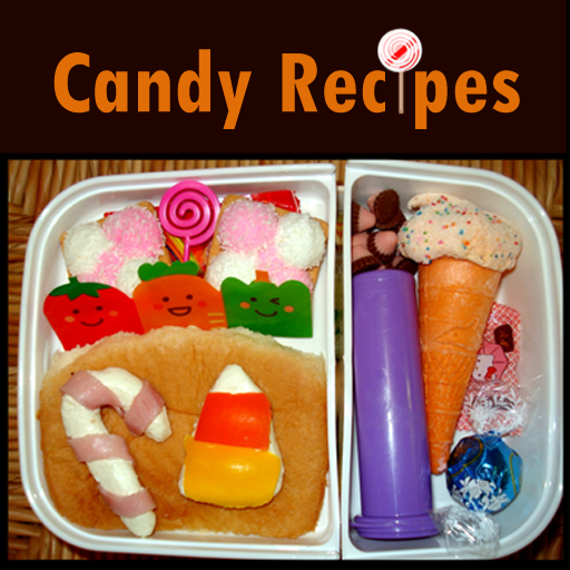 250 Candy Recipes