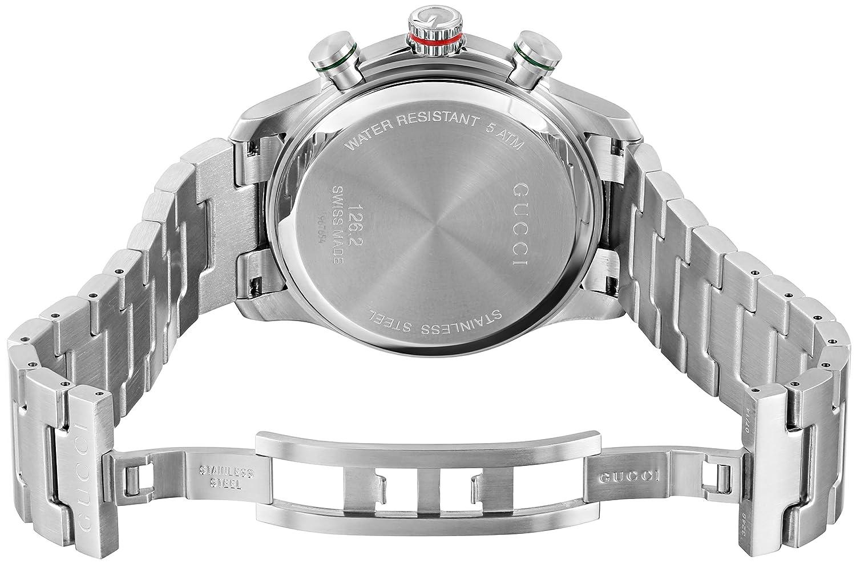 c1fefa10bad Gucci G TIMELESS Men s Watch YA126248  Frida Giannini  Amazon.co.uk  Watches