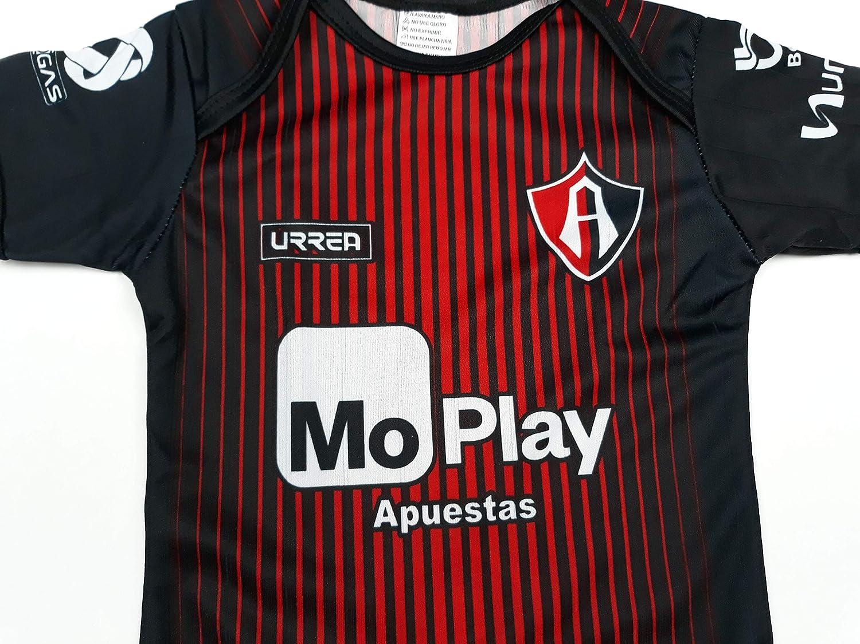 Soccer Club Atlas Baby Jersey Baby Jumpsuit Bodysuit Futbol Liga MX