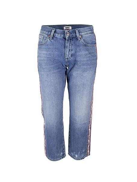 Tommy Hilfiger Jeans Donna Banda Laterale logata ...