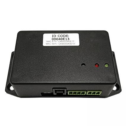 Edil Chimenea e1050460 Kit WiFi H