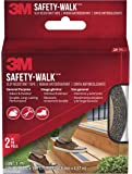 3M Safety-Walk Slip Resistant Tread, Black, 2-Inch by 180-Inch Roll, 7635NA