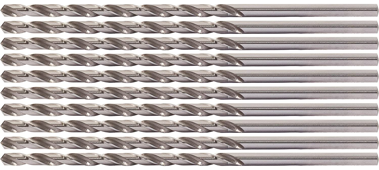 3,5mm KS Tools 330.7035 HSS-G Spiralbohrer lang 10er Pack