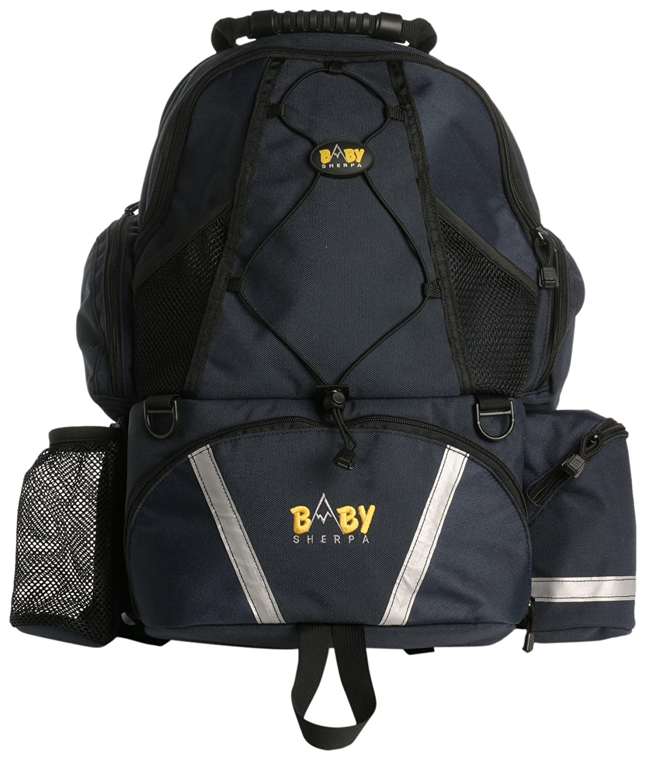 B000BO22RE Baby Sherpa Diaper Bag, Navy (Discontinued by Manufacturer) 81BRjyQ8eSL._SL1500_