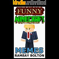 Funny Minecraft Memes: Minecraft Jokes, Comics, Cartoons and Hilarious Memes