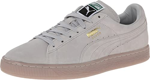 PUMA Men's Suede Classic Iced Lace Up Fashion Sneaker