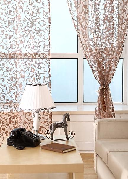 Amazon Com Pull Pleated Tape Type Type Curtain Yarn Bedroom