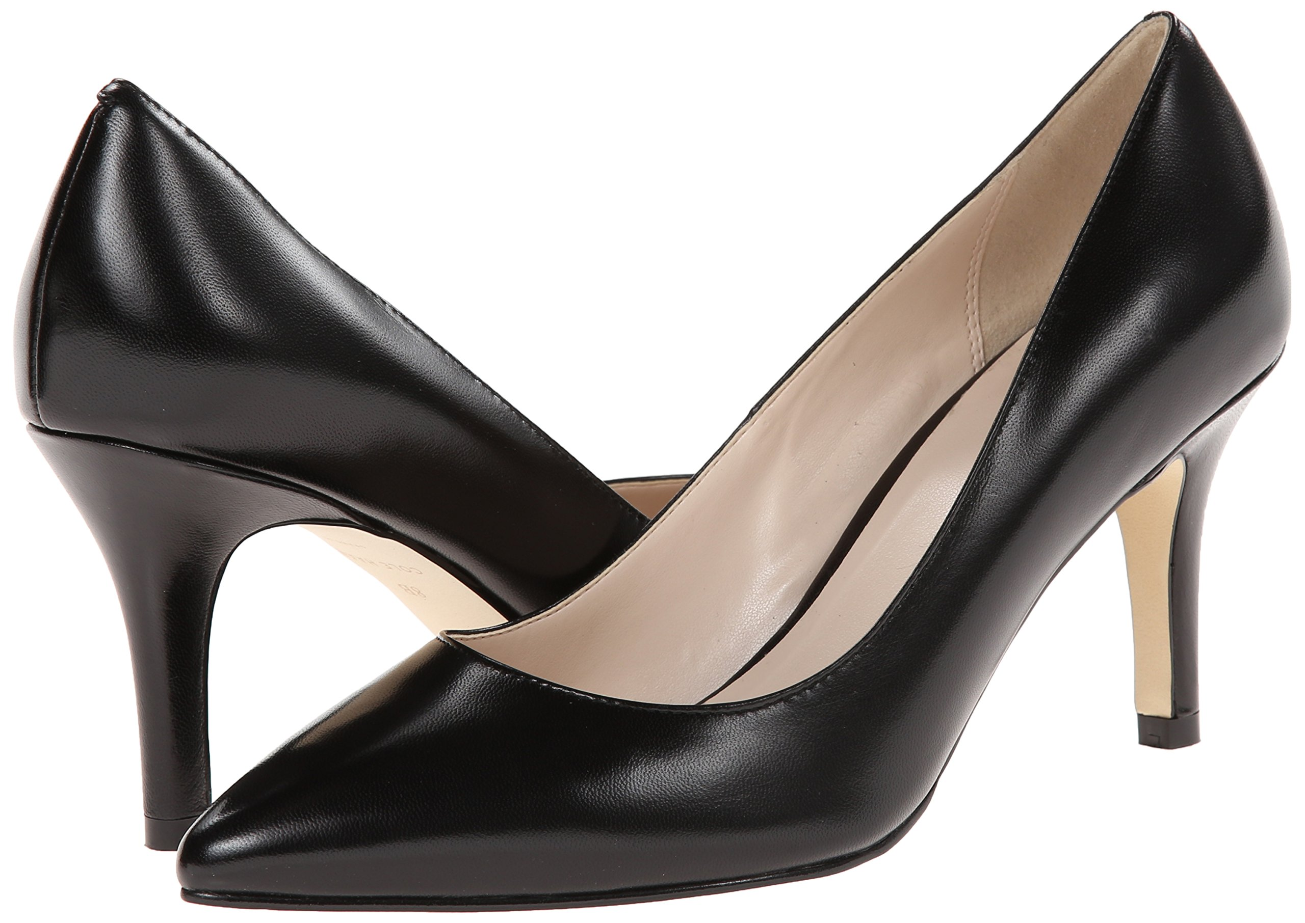 Cole Haan Women's Juliana Pump 75,Black Leather,8.5  B US by Cole Haan (Image #6)