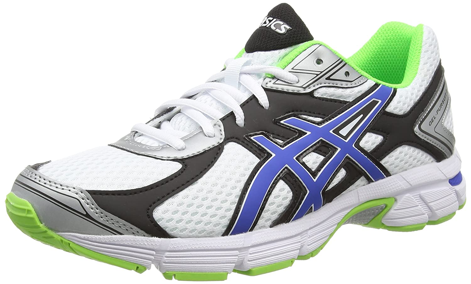 ASICS Men's GT1000 2 running jogging gym Trainer / Scarpe RRP 9500