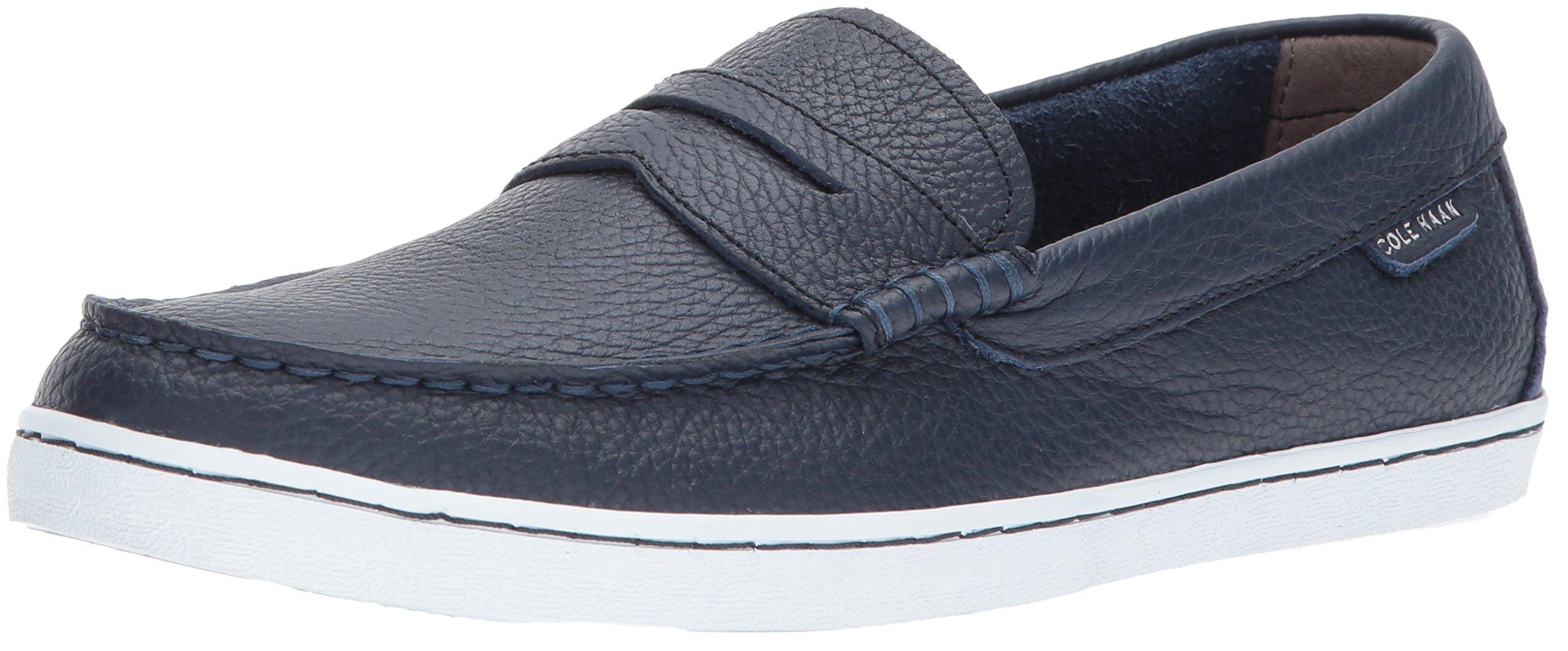 Cole Haan Men's Nantucket II Loafer, Peacoat Leather, 10.5 Medium US