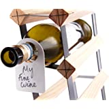 Wine Bottle Cellar storage Neck Tags Card - by Bar Originale