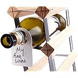 Etiquettes pour Goulot de bouteille de vin x 24
