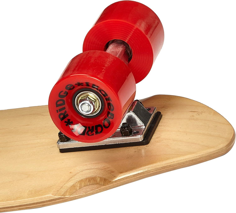 Unisex Adulto Ridge Natural Range Twin Tip Skateboard