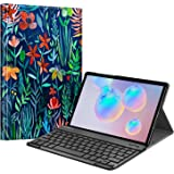 """Fintie Keyboard Case for Samsung Galaxy Tab S6 10.5"""" 2019 (Model SM-T860/T865/T867), [Supports S Pen Wireless Charging] Slim"""