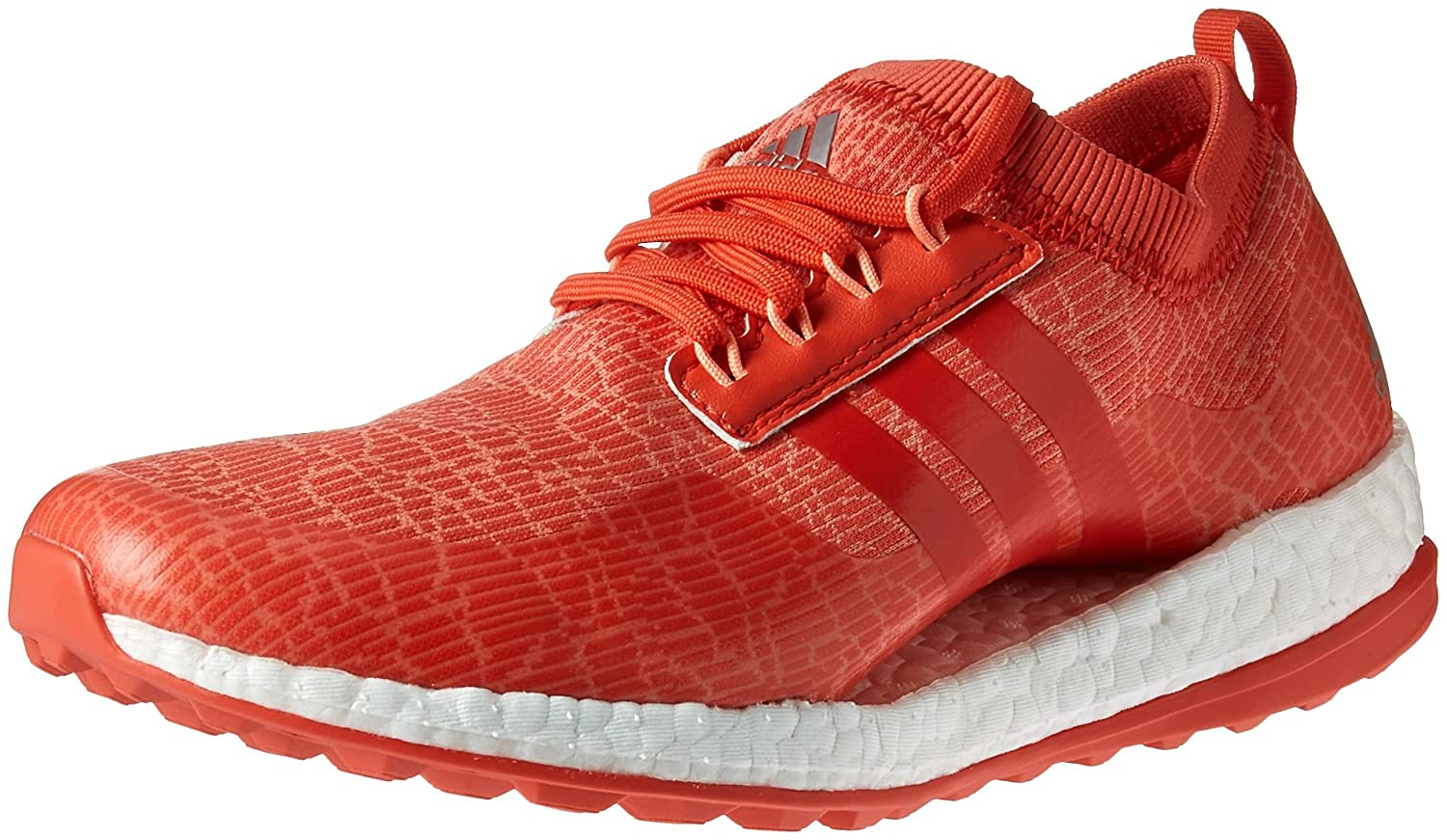 adidas Women's W Pure Boost Xg Golf Shoe B0714LKGVZ 11 B(M) US Chalkcoral S18 / Real Coral S18 / Real Coral S18
