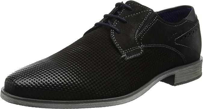 bugatti 311251033500, Zapatos de Cordones Derby Hombre