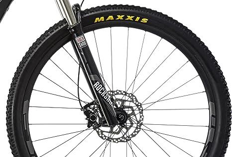Orbea Keram Max e-hardtail negro 2017 eléctrico para bicicleta, color negro, tamaño 20 (51 cm): Amazon.es: Deportes y aire libre