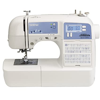 Amazon Brother XR40PRW Project Runway Limited Edition Sewing Adorable First Sewing Machine Project