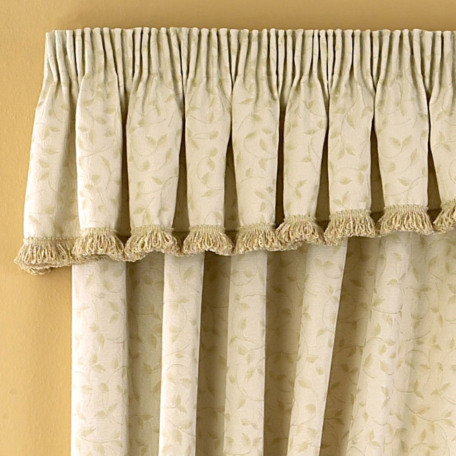 elegance curtain tailored treatments panel scarf sheer curtains p window valance x