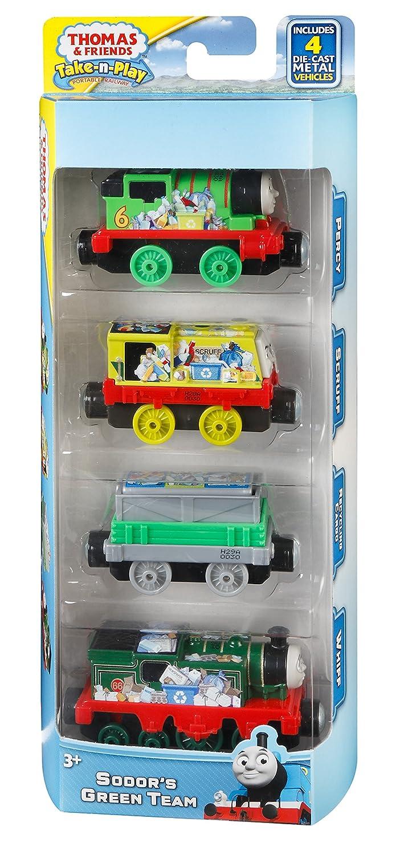 Mattel 55850 Mehrfarbig Thomas Miniatur-Motor