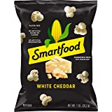 Smartfood White Cheddar Flavored Popcorn, 1 Ounce (Pack of 64)