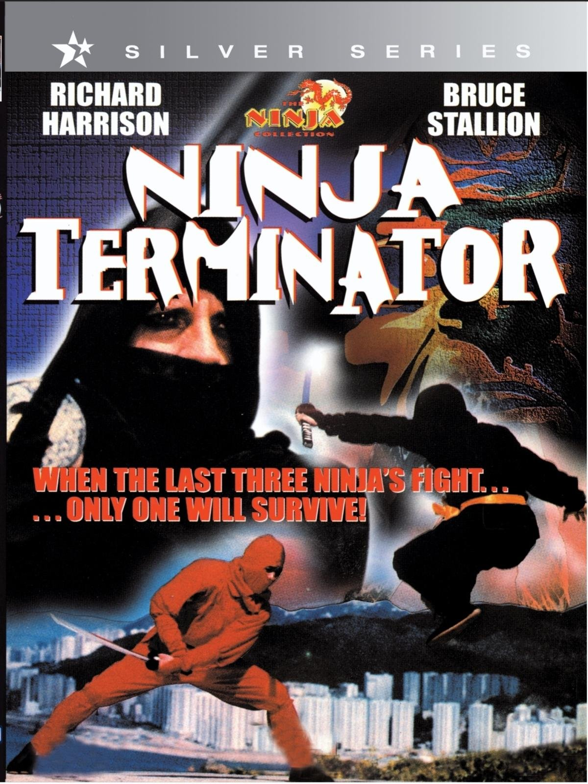 Amazon.com: Ninja Terminator: Richard Harrison, Wong Cheng ...