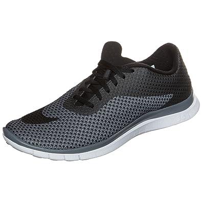 Nike Free Hypervenom 2, Botas de Fútbol para Hombre, Gris (Black/Black-Cool Grey-White), 41 EU