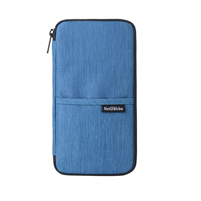 6e0536b983ff6c Naturehike Multifunctional Travel wallet Passport Wallet with Hand Strap, Passport  Holder Travel Organizer Wallet for