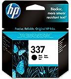 HP 337Black Inkjet Print Cartridge BLACK INK CARTRIDGE–Ink cartridge for printers (Black, HP Photosmart 2575& 8050, HP Deskjet 5940, Performance, Standard, Black, Inkjet, 20–80%)