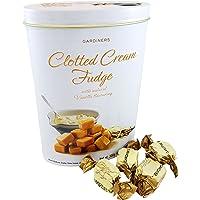 Gardiners of Scotland Clotted Cream Fudge Tin, 10.7-Ounce