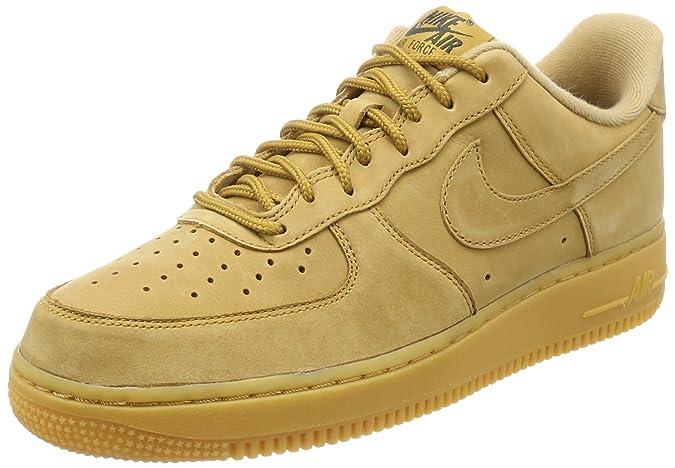 1e4cbfe89e3 Nike Air Force 1 '07 WB, Zapatillas de Deporte para Hombre: Amazon.es:  Zapatos y complementos