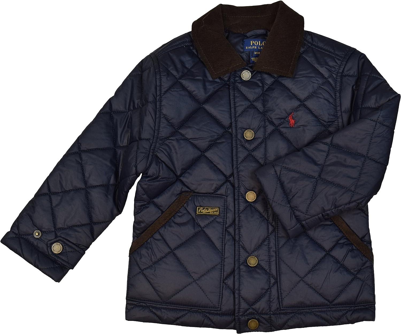 Ralph Lauren Childrenswear Waterproof Insulated Hooded Jacket