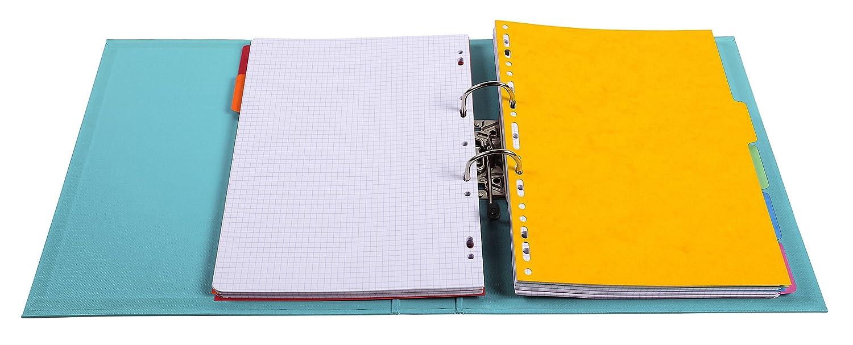 32x29 10 Pezzi Multicolore Exacompta 53044E Archivio
