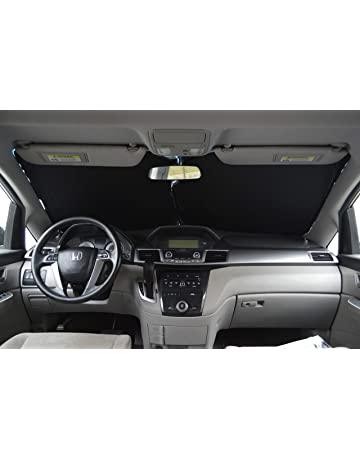 A1 Shades Windshield Sun Shade Premium-Fabric-240T Size Chart for Cars SUV  Trucks 26eca375b1f
