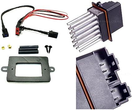 Amazon apdty 5179985aa 68052436aa blower motor resistor power apdty 5179985aa 68052436aa blower motor resistor power module wiring harness upgrade kit for 1999 cheapraybanclubmaster Choice Image