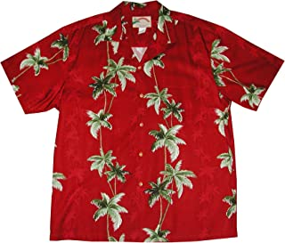 product image for Paradise Found Mens Coconut Panel Shirt