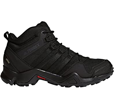 7f5f414965c5 adidas Men s Terrex Ax2r Mid GTX High Rise Hiking Boots  Amazon.co.uk  Shoes    Bags