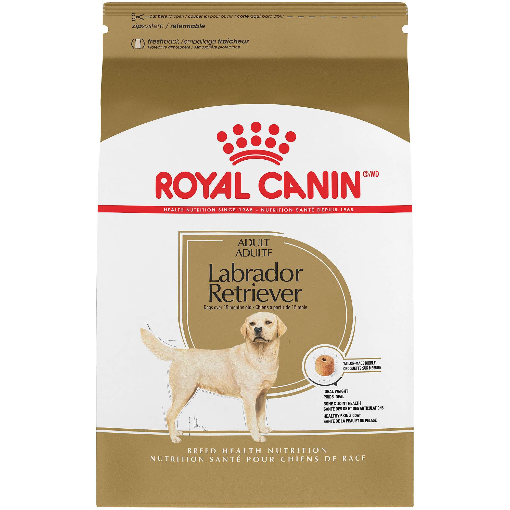 ROYAL CANIN Breed Health Nutrition Labrador Retriever (30 lb)
