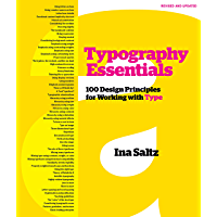 Typography Essentials Revised and Updated:100 Design Principles for Working with Type