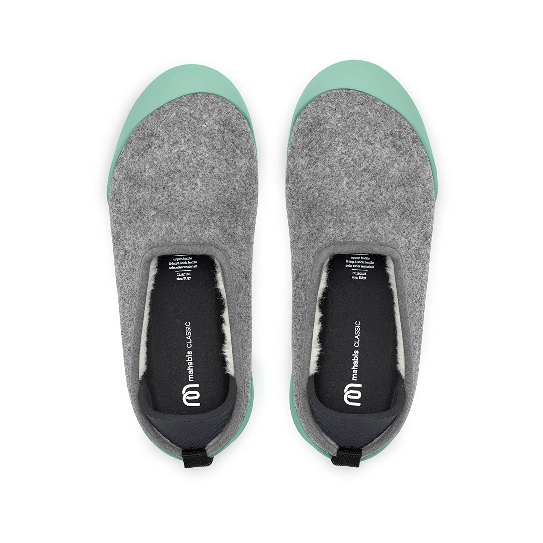 mahabis Larvik Dark Grey Summer Zapatillas EN Talla 38 EU I07qLw