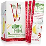 Allura Trim - Pure Garcinia Cambogia - Fitness Drink Mix Sticks - 100% Natural HCA Extract Supports Weight Loss - Curbs Appetite - Carb Blocker - Appetite Suppressant