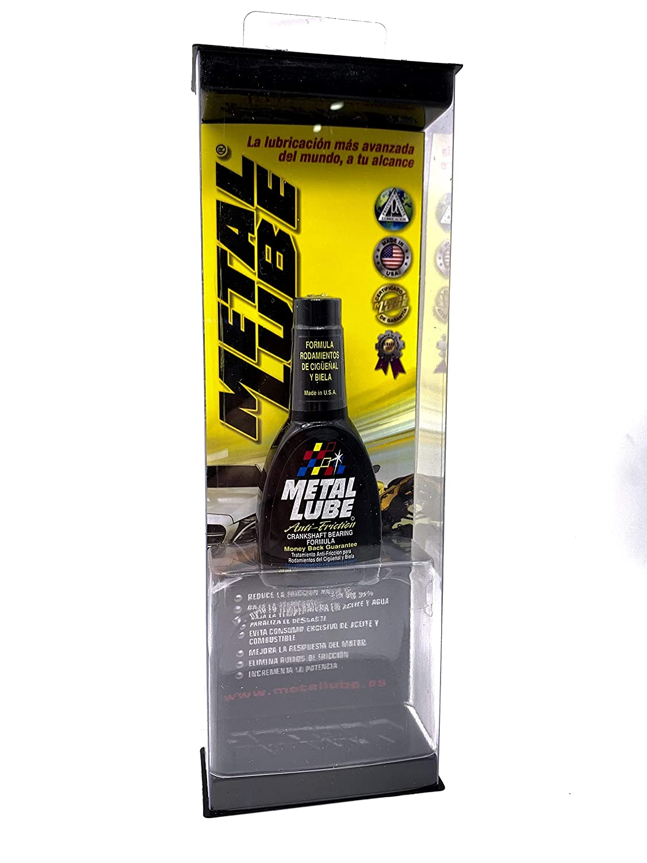 Metal Lube - Aditivo Fórmula Rodamientos de Cigueñal y Biela 2T ENVASE de 20 ml.: Amazon.es: Coche y moto