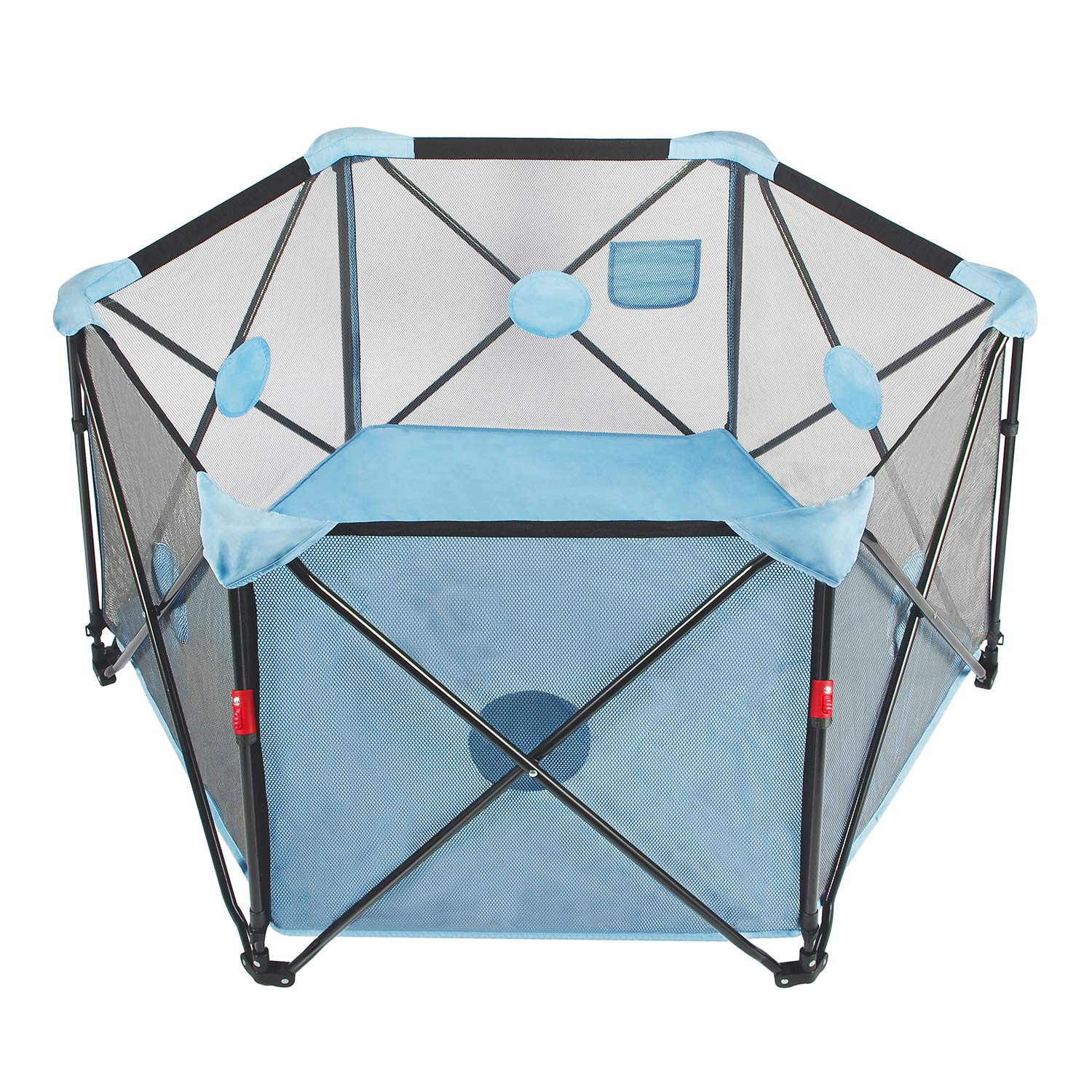 Beautiful Callowesse Pop Up And Play Secure Easy Fold Playpen Baby Gear Baby