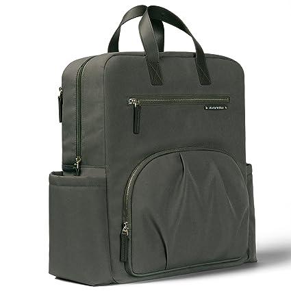 Bolsa de Pañales mochila por Kute 'n' Koo – Nueva versión mejorada –