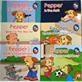 Pepper Series Set 3 (Set of Six Books) (Pepper Books)