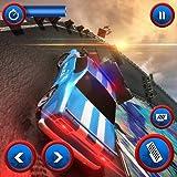 type rider - Tricky Police Car Stunts: Car Racing Stunt Game