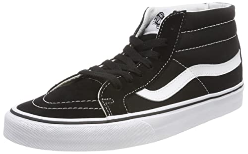 9f6ad31da6a9cb Vans Unisex Adults  Sk8-mid Reissue Hi-Top Trainers  Amazon.co.uk ...