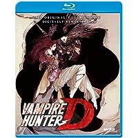 Vampire Hunter D on Blu-ray