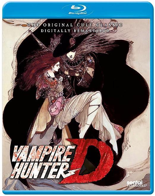 Amazon.com: Vampire Hunter D [Blu-ray]: Artist Not Provided ...